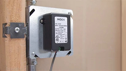 Moen Commercial M-POWER Sensor Operated AC Transformer Video