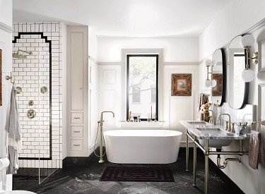 Colinet Bathroom Collection