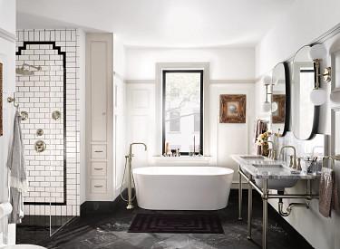 Collection pour salle de bain Colinet