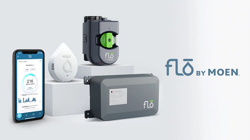 Flo by Moen - The All-In-One Security System For Your Home