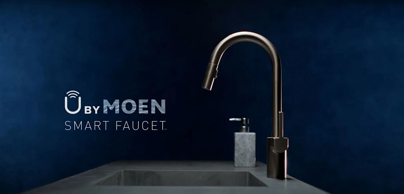 U by Moen Smart Faucet Video