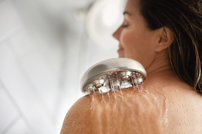 Hydro Roller™ Massage